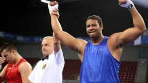 2016 Olympic Hopeful Darmani Rock is already being likened to Riddick Bowe and Muhammad Ali