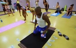 Mayweather Yoga 2